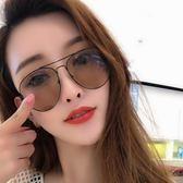 墨鏡墨鏡女INS韓版潮流太陽眼鏡偏光防紫外線男士網紅街拍2019款眼睛 時尚新品