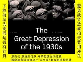 二手書博民逛書店The罕見Great Depression Of The 1930sY256260 Nicholas Craf