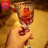 進口RCR水晶玻璃高腳杯紅酒杯葡萄酒杯香檳杯 熊熊物語