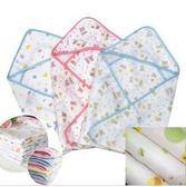 夏季新生兒4層全棉紗布寶寶夏天透氣包巾