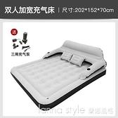 充氣床墊單人家用雙人氣墊床打地鋪懶人折疊戶外空氣沙發床 全館新品85折