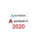 ★全新品 含稅 免運費 公司貨★ AutoCAD LT 2020 for Mac 一年租賃授權版 (單機 新購)