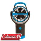 【Coleman 美國 BATTERYLOCK杯架風扇 天空藍】CM-27314/風扇/迷你電扇/攜帶型