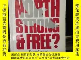 二手書博民逛書店THE罕見TRUE NORTH STRONG & FREE?Y9