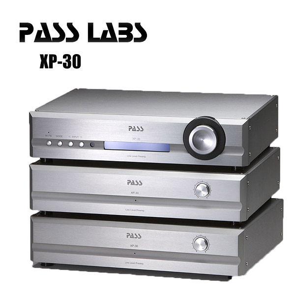 【竹北音響勝豐群】美國PASS XP-30 前級擴大機 (三件式前級) 不妥協的完美,王者風範極品!XP20 XP