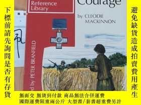 二手書博民逛書店Oxford罕見Children s Reference Library 5: Stories of Courag