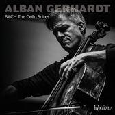 【停看聽音響唱片】【CD】巴哈:無伴奏大提琴組曲全集 阿爾班.蓋哈特 大提琴