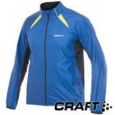 【瑞典CRAFT】男 PR輕量防潑水外套-『深藍』單車│機能衣│外套│吸濕排汗│乾爽透氣 1900639
