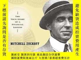 二手書博民逛書店Ponzi s罕見SchemeY256260 Mitchell Zuckoff Books On Tape,