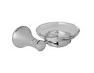 【 麗室衛浴】 美國KOHLER Coralais 肥皂盤 (鉻) K-13429T-CP/AF   116×127×59mm