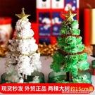 結晶樹 紙樹開花聖誕樹化學玩具神奇澆水開花生長結晶樹櫻花樹送小孩禮物 星河光年