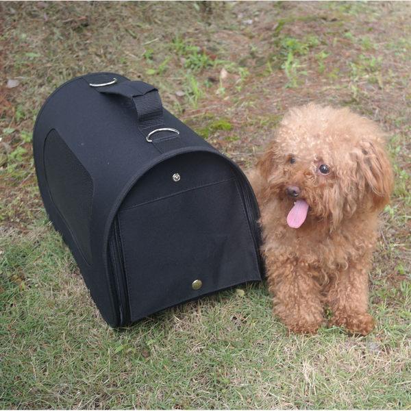 單肩手提可摺疊寵物包寵物外出便捷   居家物語