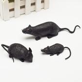 軟膠假老鼠模型仿真大老鼠玩具萬圣節 全館免運