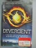 【書寶二手書T3/原文小說_HFA】Divergent_Roth, Veronica