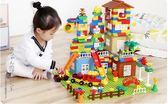 積木城市6拼裝8女孩7男孩子3兒童玩具4益智力1-2周歲10教具   LannaS