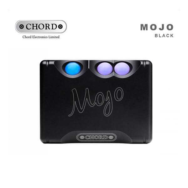 Chord Mojo Mobile DAC/Headphone Amp 英國製頂級隨身DAC耳機擴大器