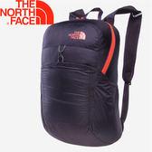 【The North Fac 17L 輕量多功能背包《紫》】CJ2Z/輕量背包/旅行/後背包★滿額送