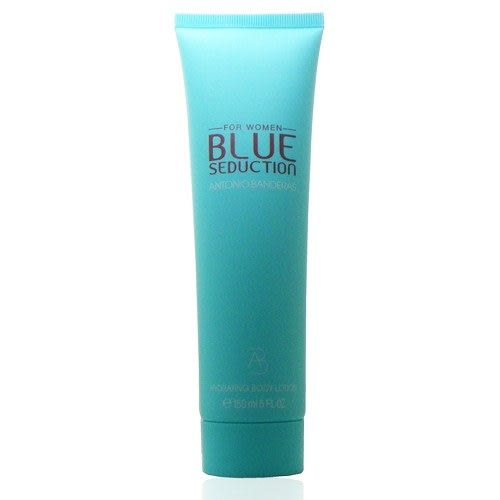Antonio Banderas Blue Seduction 藍色誘惑女香身體乳 150ml