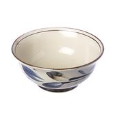 日本羽花麵碗18.5cm