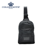 【COLORSMITH】BJ2. 經典單肩後背包.BJ2-1398-BK