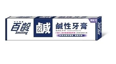 【百齡】鹹性牙膏180g
