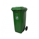 經濟型托桶 垃圾子車 120L 綠色 / 台 ERB-120G