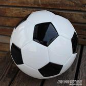 足球3號4號兒童中小學生5號黑白塊軟皮耐磨中考訓練比賽足球     時尚教主