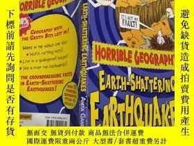 二手書博民逛書店Earth-Shattering罕見Earthquakes :驚天動地的地震Y200392
