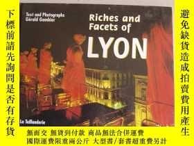 二手書博民逛書店Riches罕見and Facets of LYON(橫16開精