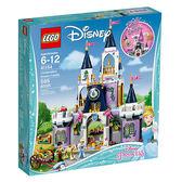 樂高積木LEGO《 LT41154 》2018 年迪士尼公主系列 - 仙杜瑞拉的夢想城堡╭★ JOYBUS玩具百貨
