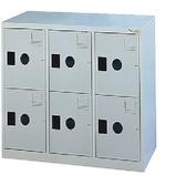 【時尚屋】DJ多用途塑鋼製辦公置物櫃(25-7)灰色