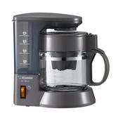【象印 ZOJIRUSHI】咖啡機4杯份 EC-TBF40   ★ 易清洗 ★ 保溫板設計