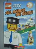 【書寶二手書T5/少年童書_PKF】All Hands on Deck!_Marilyn Easton