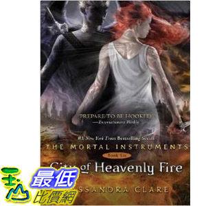【103玉山網】 2014 美國銷書榜單 City of Heavenly Fire (The Mortal Instruments)   $794