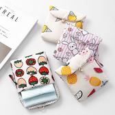 繽紛卡通圖案衛生棉收納包 化妝包 隨身收納包