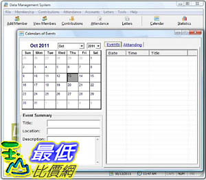 [106美國暢銷兒童軟體] Membership Manage Professional 100,000 Member Database Tracking and Management Software