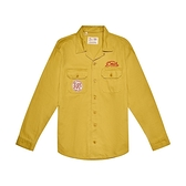 Deus Ex Machina Sea Squalor Shirt 長袖襯衫 (黃)