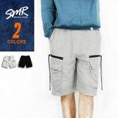 短褲-寬版工裝棉短褲-休閒百搭款《00197531》共2色【現貨+預購】『SMR』