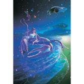 【P2 拼圖】浪漫星座系列-巨蟹座夜光(1000pcs) HM1000-048
