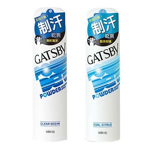 (公司貨)Gatsby舒涼制汗噴霧209ml