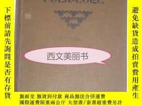 二手書博民逛書店【罕見】1910年版 CHINESE FOLK LORE by