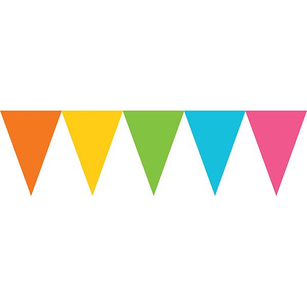 三角旗-春漾