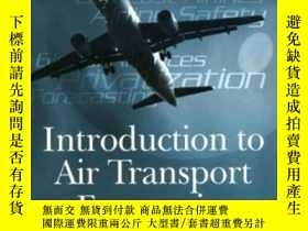 二手書博民逛書店Introduction罕見To Air Transport Economics-航空運輸經濟學導論Y4366