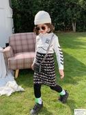 女童包裙半身裙2019秋冬新款韓版兒童針織包臀裙時尚洋氣寶寶裙子 歐韓時代