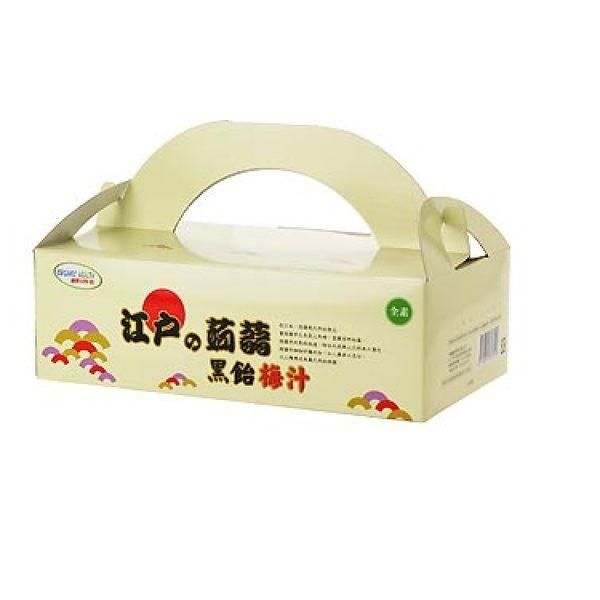 康健有機〈有機園〉江戶蒟蒻 50g*18入/盒~送禮自用兩相宜