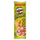 品客洋芋片蒜頭蝦口味110g【愛買】
