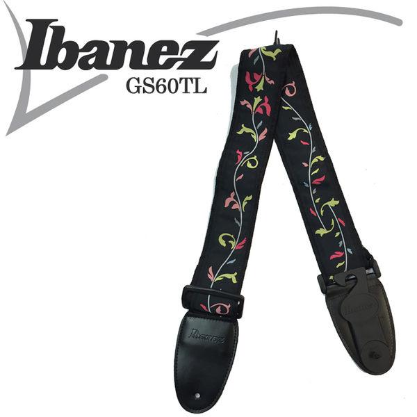 【非凡樂器】Ibanez GS60TL系列生命樹背帶/肩帶/吉他貝斯適用【花紋ML】