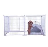 寵物狗狗圍欄室內隔離小型犬泰迪中大型犬籠子 cf 全館免運