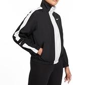 Nike AS W NSW Rpl Essntl JKT 女 黑 防風 透氣 運動外套 CZ8801-010