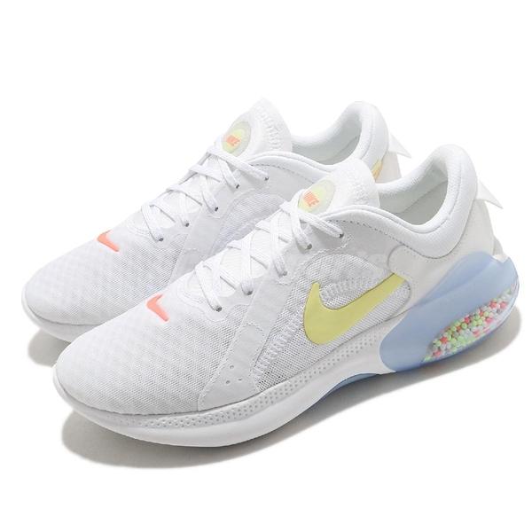 Nike 慢跑鞋 Wmns Joyride Dual Run 2 白 黃 女鞋 二代 運動鞋 【ACS】 CT0311-102